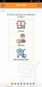 RetailVista Sales Orders