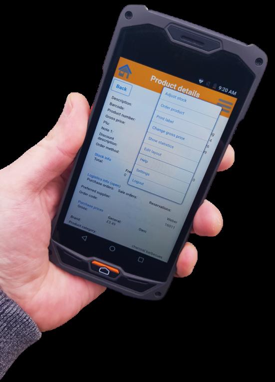 RetailVista Mobile EPoS